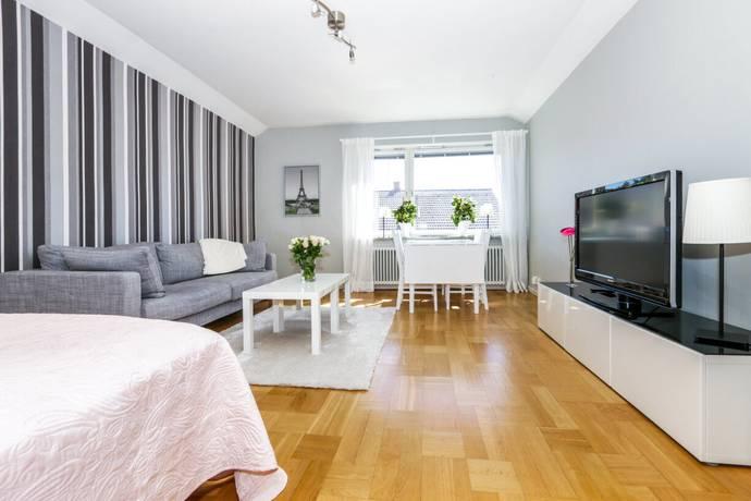 Bild: 1 rum bostadsrätt på Vretagatan 19, Linköpings kommun Tornhagen