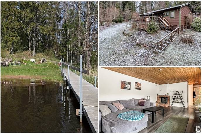 Bild: 2 rum villa på Uttersmyrvägen 24, Österåkers kommun Nyhagen