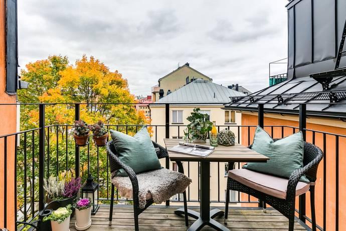 Bild: 2,5 rum bostadsrätt på Frejgatan 45, 5tr, Stockholms kommun Vasastan/Sibirien