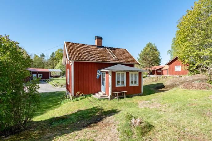 Bild: 2 rum fritidshus på Gärdesvägen 18, Askersunds kommun Åmmeberg