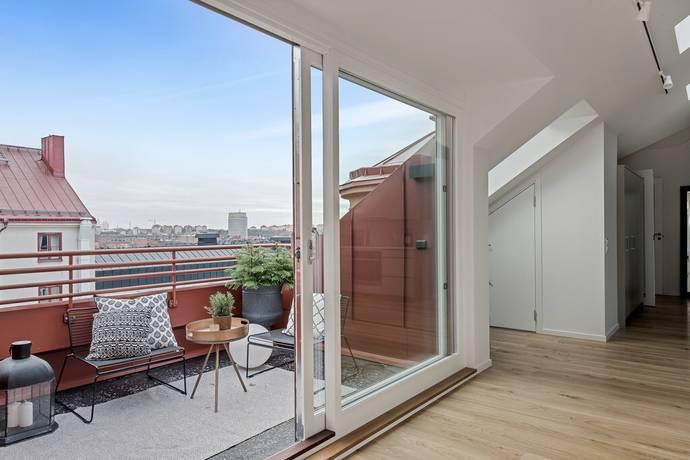 Bild: 5 rum bostadsrätt på Bondegatan 64, Stockholms kommun Södermalm