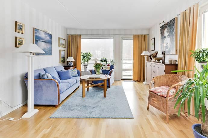 Bild: 4 rum bostadsrätt på Sankt Jörgens Allé 3, Göteborgs kommun Hisings Backa-Sankt Jörgen-Göt