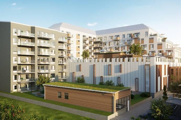 Bild: 4 rum bostadsrätt på Karlsdalsallén, Örebro kommun Södra Ladugårdsängen