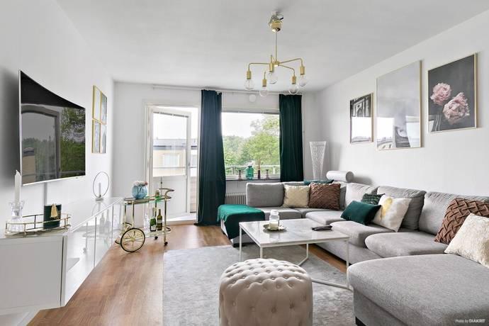 Bild: 2 rum bostadsrätt på Bodagatan 29, Borås kommun Boda