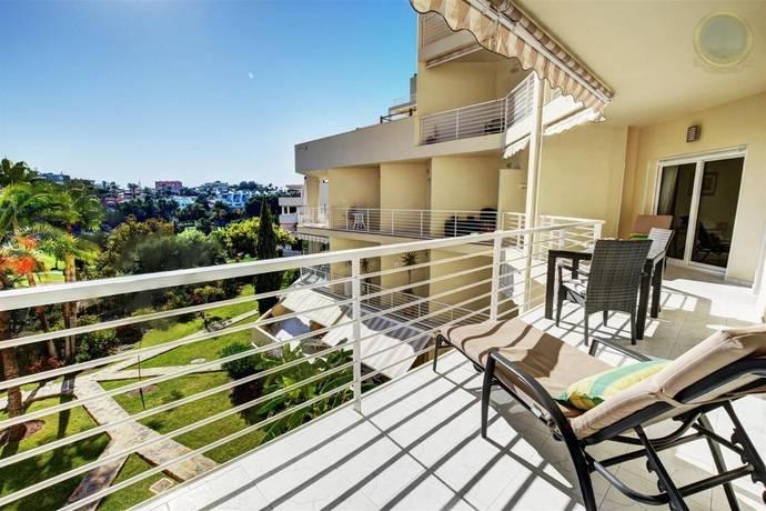 Bild: 3 rum bostadsrätt på Torrequebrada Golf, Spanien Benalmadena / Costa del Sol