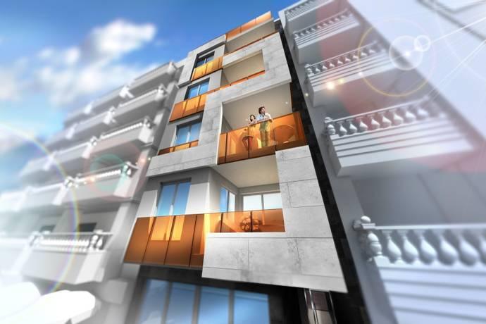 Bild: 2 rum bostadsrätt på Lägenhet i Torrevieja, Alicante (Costa Blanca), Spanien Torrevieja