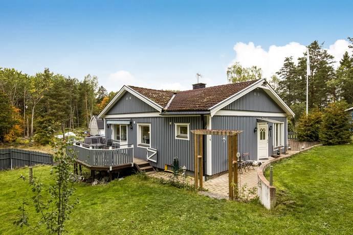 Bild: 4 rum villa på Kumla Björkliden, Strängnäs kommun
