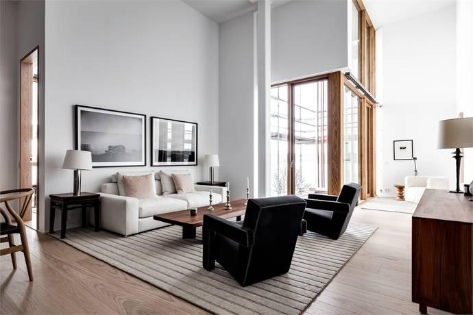 Bild: 4 rum bostadsrätt på Sandhamnsgatan 75, 3 tr, Stockholms kommun