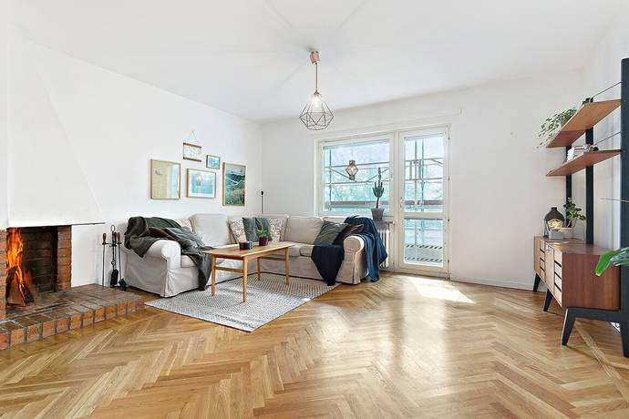Bild: 3 rum bostadsrätt på Årstavägen 27, 2tr, Stockholms kommun Årsta