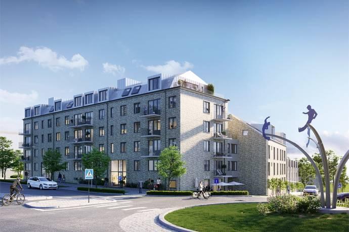Bild från Tureberg - Edsvikshöjden