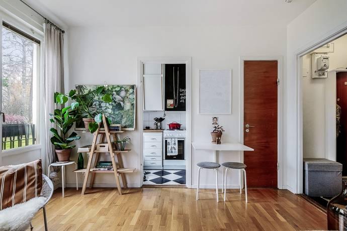 Bild: 1 rum bostadsrätt på Skönviksvägen 299, Stockholms kommun
