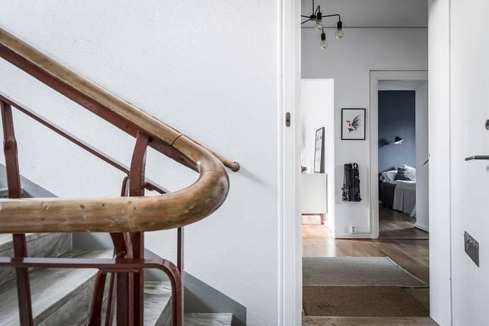 Bild: 2 rum bostadsrätt på Raketgatan 2C, Göteborgs kommun Norra Guldheden