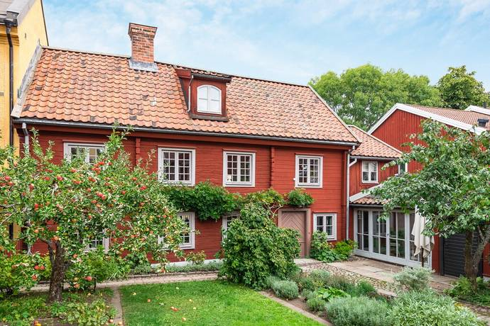 Bild: 8 rum villa på Hunnebergsgatan 25C, Linköpings kommun Innerstan
