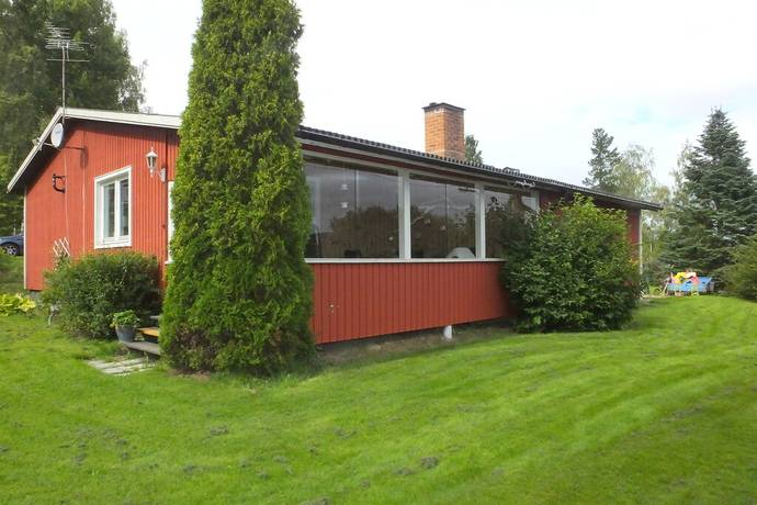 Bild: 4 rum villa på Storsvedvägen 28, Bollnäs kommun Lottefors
