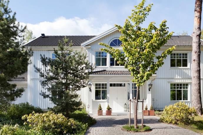 Bild: 7 rum villa på Västra Falkvägen 1, Vellinge kommun Ljunghusen