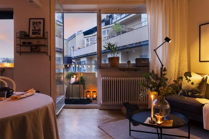 Bild: 1 rum bostadsrätt på Åsögatan 98, 5tr, Stockholms kommun Södermalm - Katarina