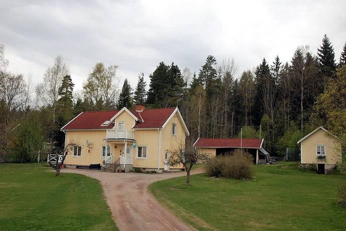 Bild: 5 rum villa på Linrothsvägen 1, Storfors kommun