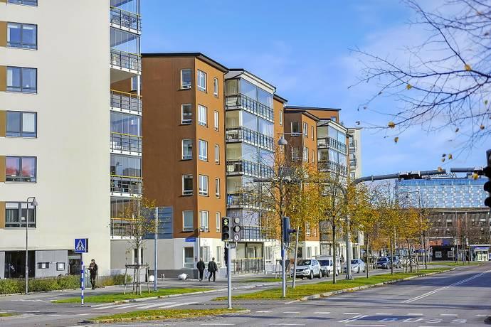 Bild: 2 rum bostadsrätt på Lindholmsallén 55, Göteborgs kommun Eriksberg - Lindholmen