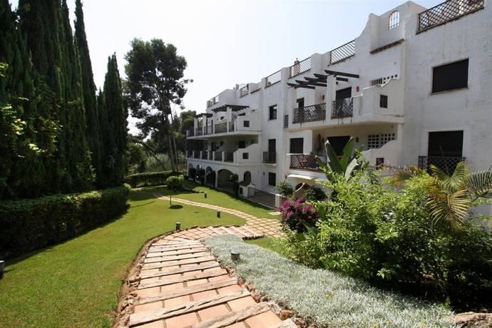 Bild: 3 rum bostadsrätt på Lägenhet nära till golfbanan ria real, Spanien MARBELLA