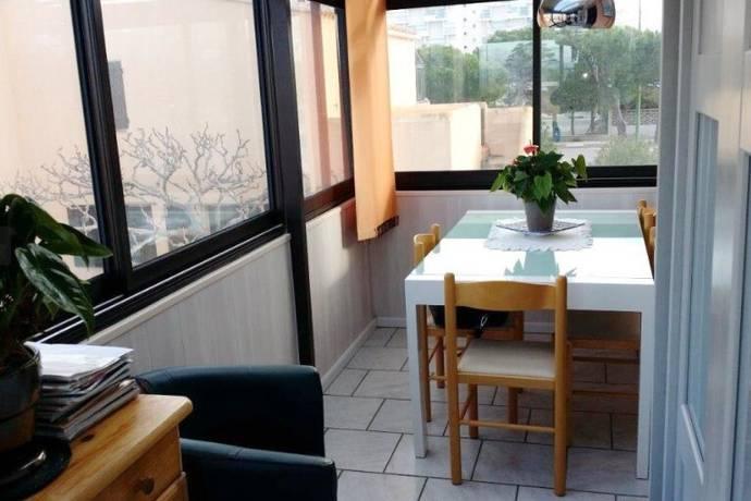Bild: 2 rum bostadsrätt på Le Barcarès, Frankrike Languedoc - Roussillon