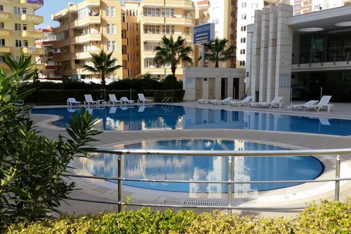 Bild: 3 rum bostadsrätt på Mahmutlar Terradesir, Turkiet Mahmutlar