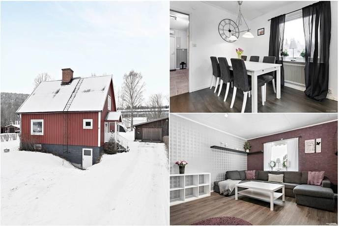 Bild: 5 rum villa på Gammelvägen 57, Härnösands kommun Ramvik