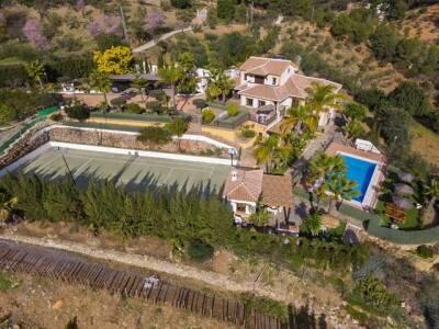 Bild: 5 rum övrigt på Farm, Malaga - Alozaina, ES, Spanien Alozaina