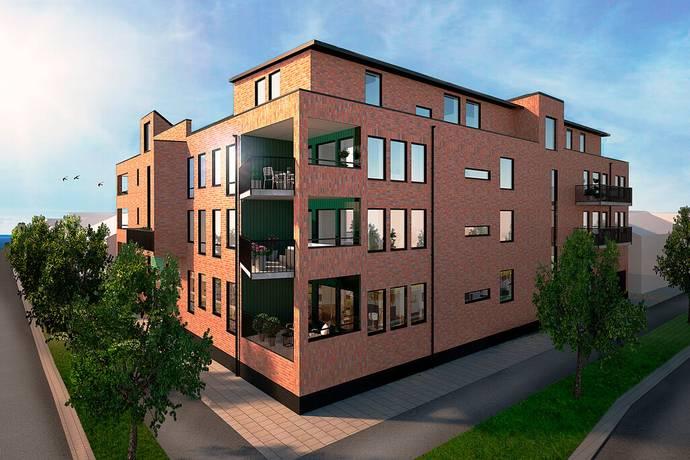 Bild: 3 rum bostadsrätt på Havsgatan, Landskrona kommun