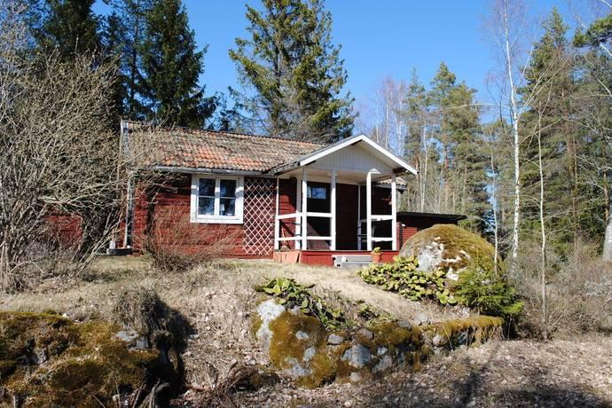Bild: 1 rum fritidshus på Stora Rocklunda, Köpings kommun