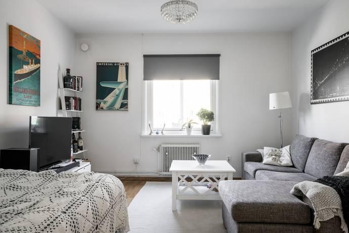 Bild: 1 rum bostadsrätt på Forsstenagatan 2C, Göteborgs kommun Kålltorp
