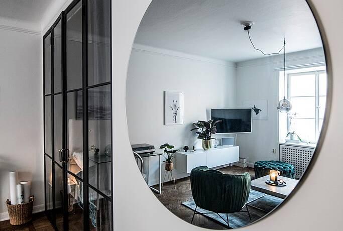 Bild: 1,5 rum bostadsrätt på Erstagatan 16, 3 tr, Stockholms kommun Södermalm