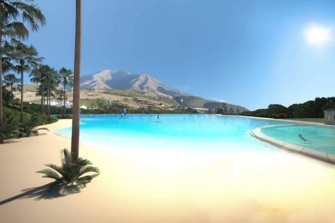 Bild: 4 rum bostadsrätt på Costa del Sol, Estepona, Spanien
