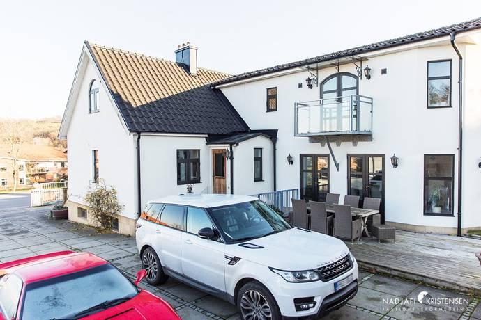 Bild: 6 rum villa på Ängelholmsvägen 166, Båstads kommun Båstad centralt