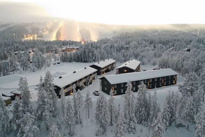 Bild: 3 rum bostadsrätt på Brandmossevägen 14  J, Malung-Sälens kommun Lindvallen, Sälen