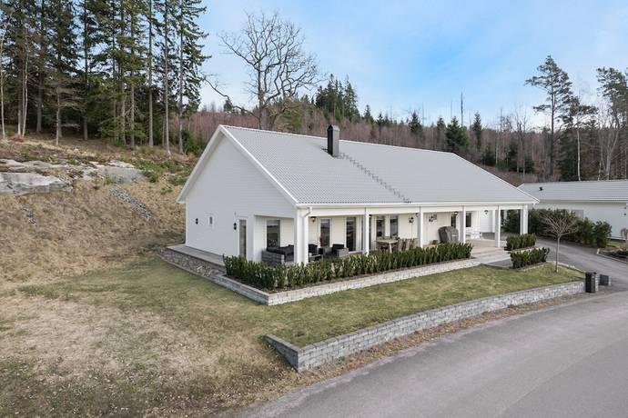 Bild: 5 rum villa på Tyfta hages väg 12, Bollebygds kommun Bollebygd