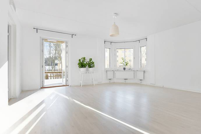 Bild: 3 rum bostadsrätt på Lavettvägen 41, Sundbybergs kommun
