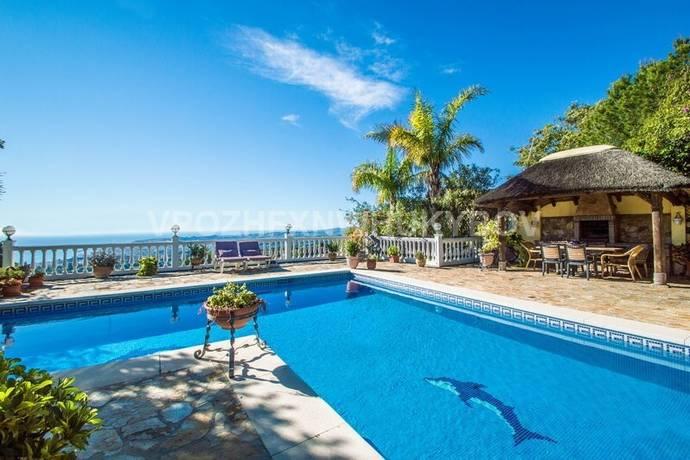 Bild: 12 rum villa på Mijas/Costa del Sol, Spanien Mijas/Costa del Sol