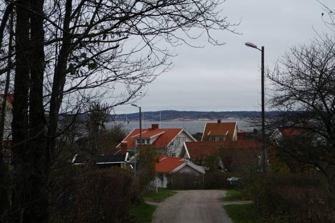 Bild: villa på Vettnevägen 22, Strömstads kommun Vettnet