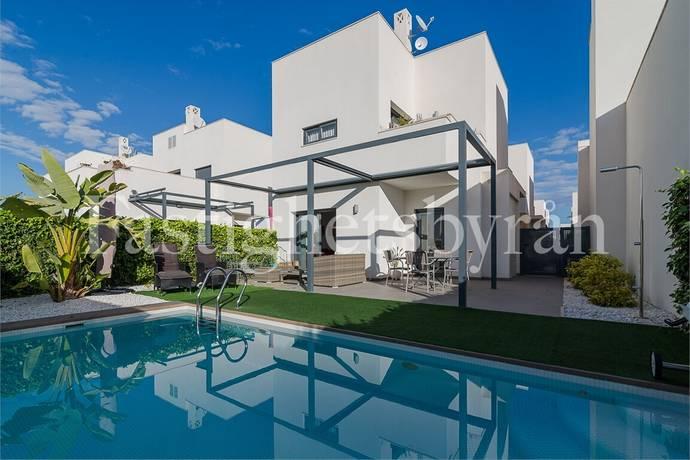 Bild: 3 rum villa på Modern villa i nyskick!, Spanien Ciudad Quesada | Torrevieja