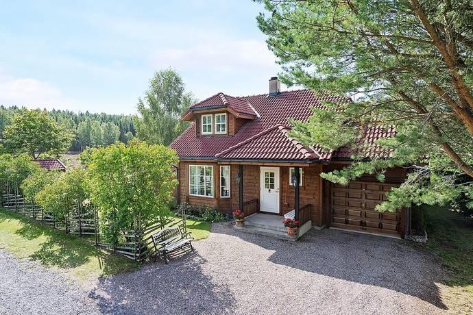 Bild: 4 rum villa på Blåklintsvägen 13, Askersunds kommun
