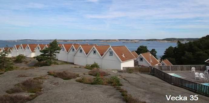 Bild: 3 rum fritidshus på Caprivägen 63., Strömstads kommun Strömstad