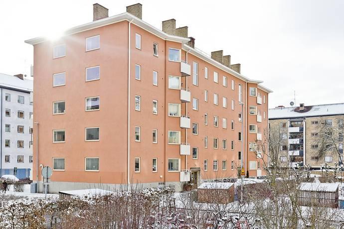 Bild: 4 rum bostadsrätt på Götgatan 14B, Uppsala kommun Främre Luthagen