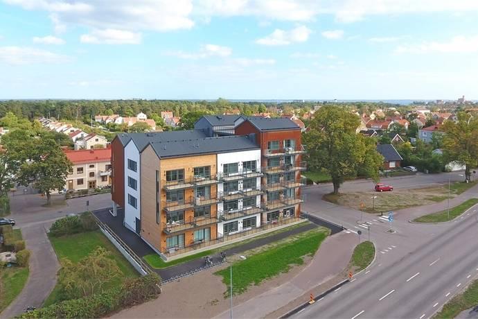 Bild: 1 rum bostadsrätt på Brändtorpsvägen 24, Kalmar kommun Getingen