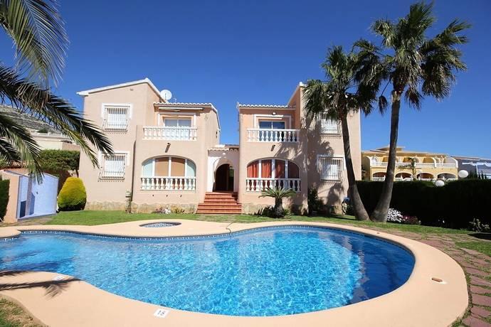 Bild: 3 rum bostadsrätt på Mysig nyrenoverad lägenhet i Cumbre del Sol, Benitachell., Spanien COSTA BLANCA - CUMBRE DEL SOL