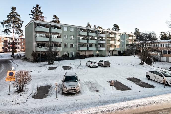 Bild: 3 rum bostadsrätt på Gunnilbogatan 6 A, Västerås kommun Malmaberg