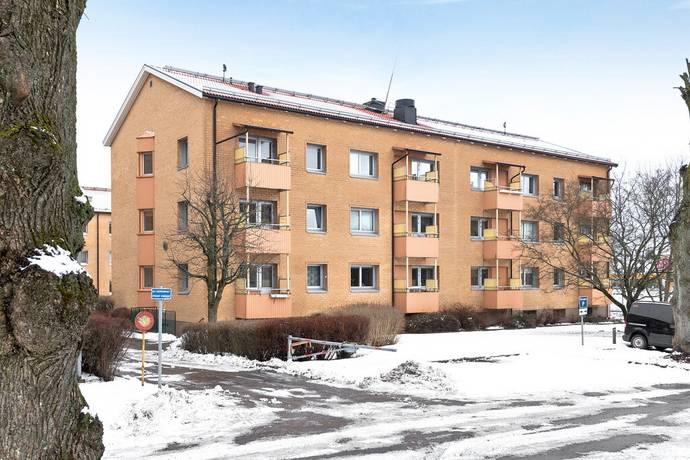 Bild: 2,5 rum bostadsrätt på Snickaregatan 10, Alingsås kommun Centrum