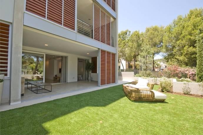 Bild: 3 rum bostadsrätt på Nyproduktion med stor markterass, Spanien Bendinat | Mallorca