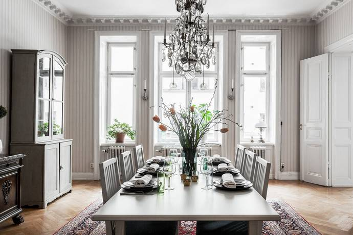 Bild: 5 rum bostadsrätt på Hantverkargatan 32, Stockholms kommun Kungsholmen Rådhuset