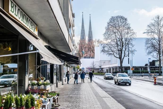 Bild från Luthagen - Främre Luthagen - Brf Luthags City