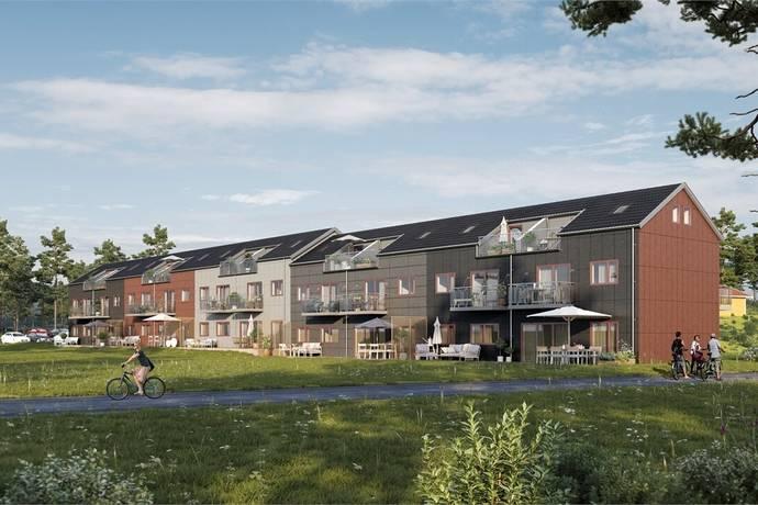 Bild: 3 rum bostadsrätt på Brygghusvägen 23, Göteborgs kommun Torslanda - Björlanda